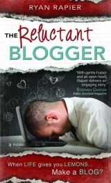 The Reluctant Blogger Bookcover